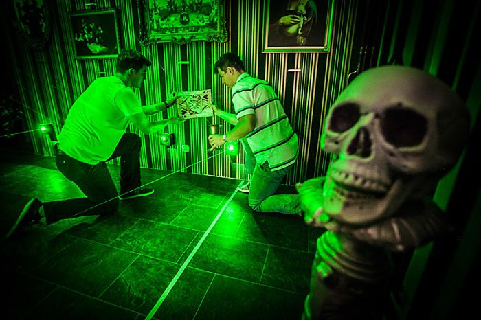 Historia De Los Escape Rooms